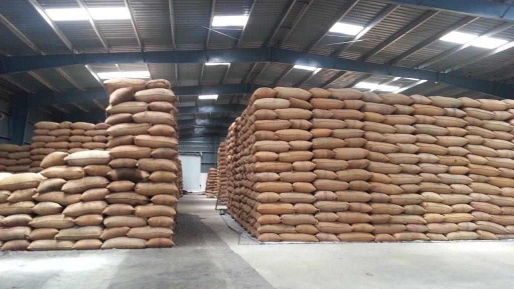 coffee exporters in Africa