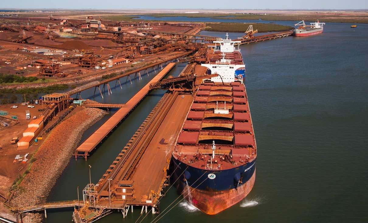 Suppliers of Iron Ore from South Africa